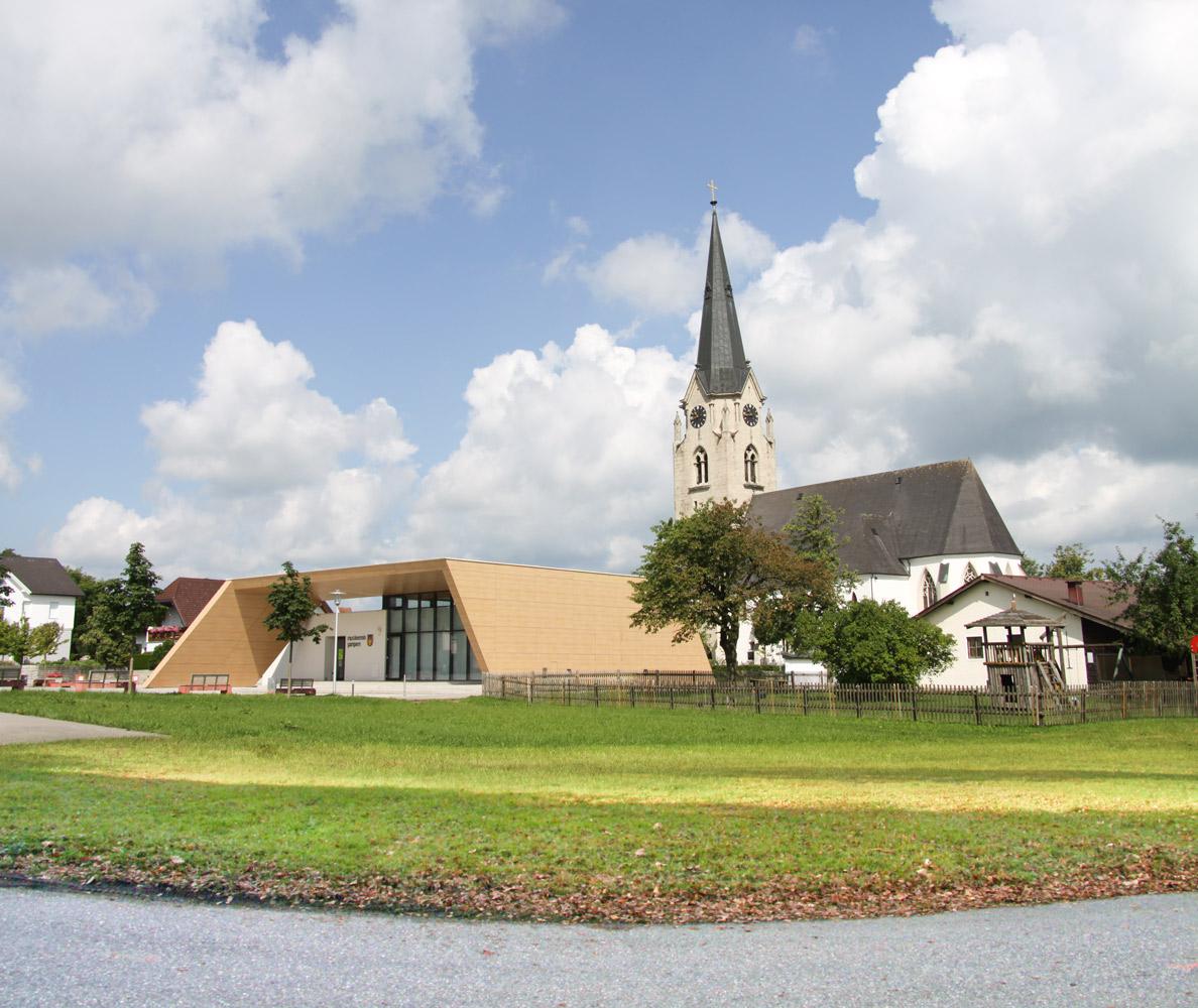 COVID-19: Allg. Gemeinde Gampern - Willkommen auf der